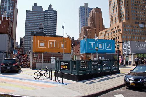 DeKalb Avenue Station Brooklyn