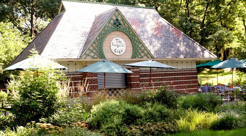 Ballfields Cafe Central Park