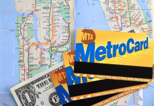 MetroCard New York City
