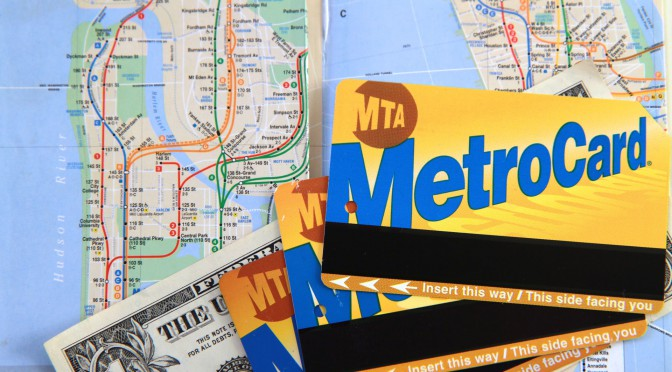 MetroCard New York City