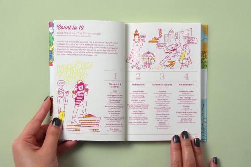 Guillaume Kashima sorgt mit seinen Illustrationen für den unterhaltsamen Teil :-)