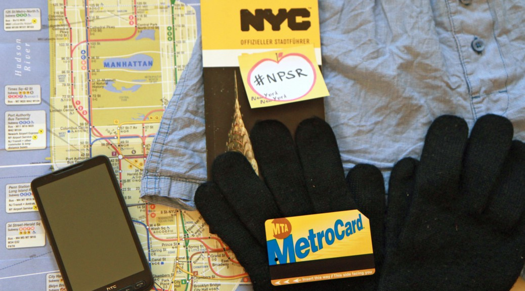 New York No Pants Subway Ride